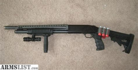 armslist for sale tactical home defense mossberg 500