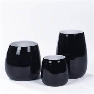 lambert vase lambert pisano vase schwarz lambert querpass shop