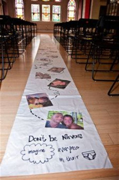 Wedding Aisle With Pictures Of Memories by 44 Best Images About Aisle Runners On
