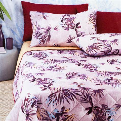 copriletto viola copriletto viola alicemall set copriletto da letto