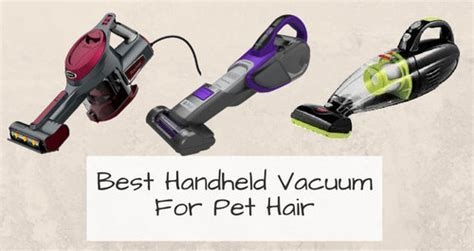 The Best Handheld Vacuum (For Pet Hair) 2018  Corded