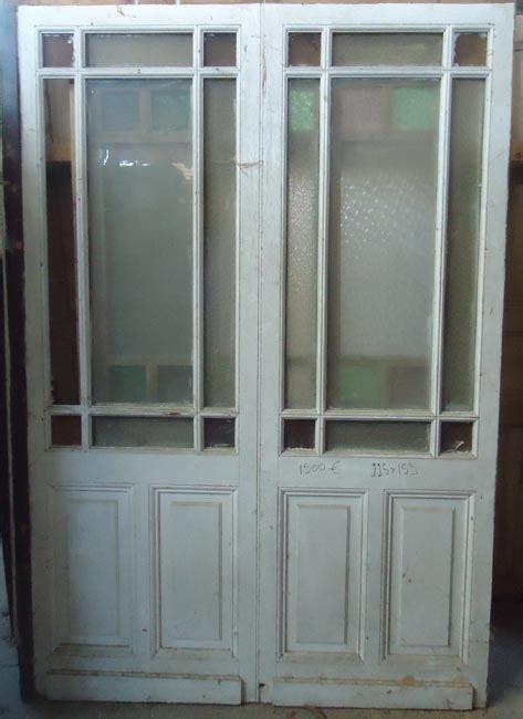 Porte Coulissante 2 Vantaux Interieur by Porte D Interieur 2 Vantaux Vitr 233 E Ancienne