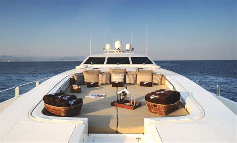 on a boat with a tiger tiger woods solitude yacht my new bfs yacht