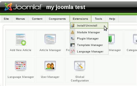 joomla template uninstall how do i install a joomla template web hosting hub