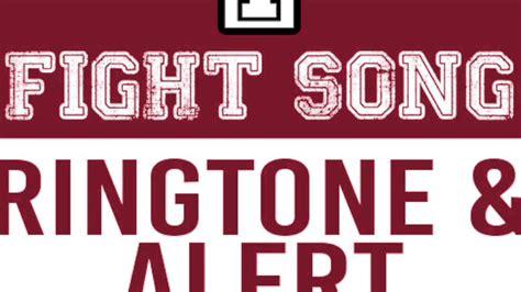 don theme ringtone texas tech fight song theme ringtone and alert youtube