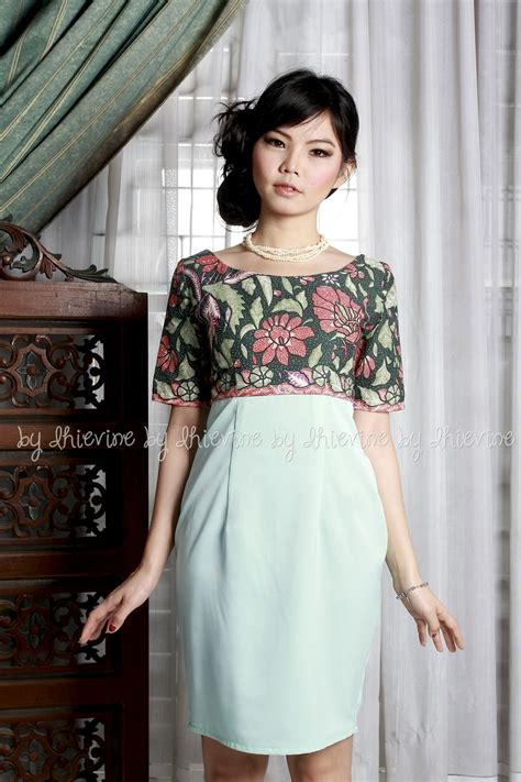Kebaya Raisha evanthe tiganegeri dress dhievine redefine you