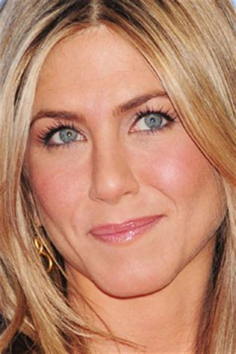 aniston eye color eye