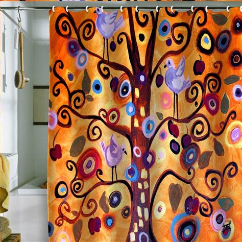 tree of life curtains tree of life shower curtain future home pinterest