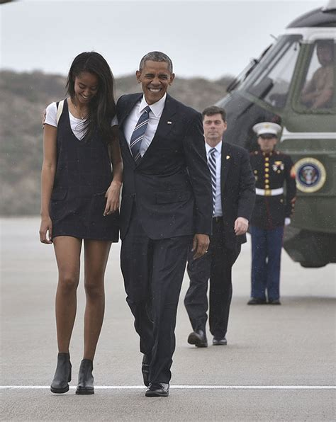 Barack Obama Wardrobe by Malia Obama Plans To Take Gap Year Before Attending Harvard Photo 1