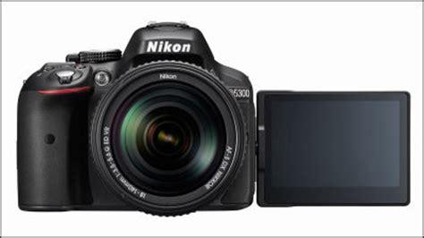 ニコン初のwi fi・gps対応デジタル一眼レフカメラ「d5300」が11月中旬発売 gigazine