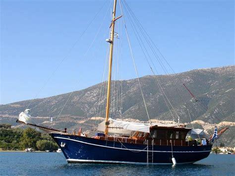 boat insurance greece 2005 greek motorsailer 17m sail boat for sale www