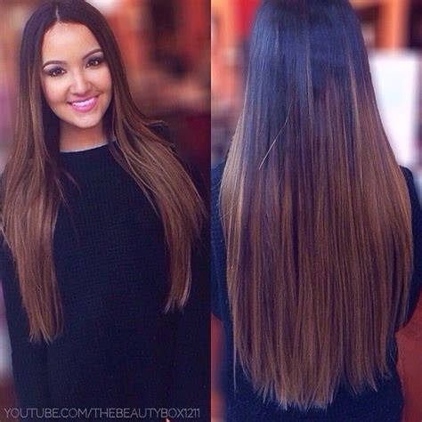 bellami extensions hair styles colors pinterest bellami extensions in ash brown that s why her hair is