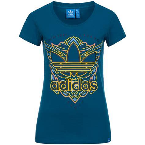 Shirt Logo Adidas adidas originals damen t shirt shirt freizeit