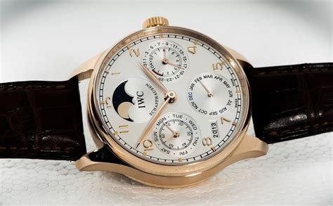 Iwc Scaffhausen legendary watches iwc portuguese