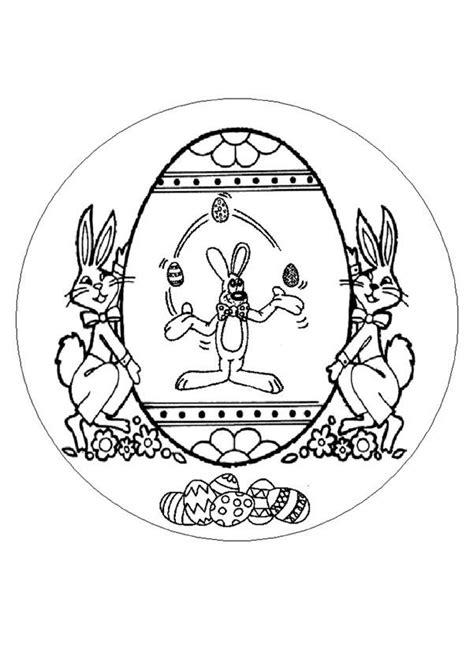 mandala coloring pages easter mandalas for beginners easter rabbit mandala