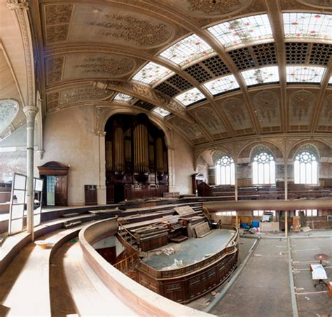 Floor Plan Los Angeles Inside Manchester S Abandoned Albert Hall Untapped Cities