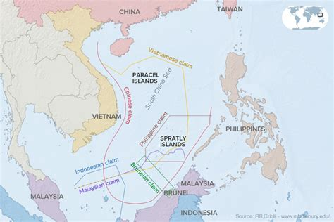 south china sea international court s ruling unlikely to