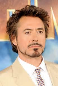 directions for the tony stark haircut more pics of robert downey jr messy cut 17 of 22