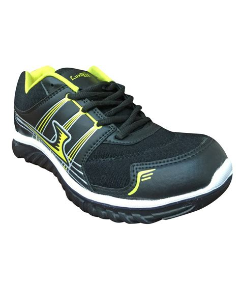 black sport shoes luxcess black sport shoes price in india buy luxcess