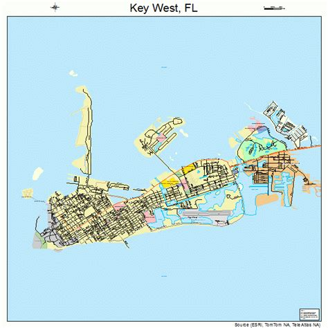 map of key west florida key west florida map 1236550