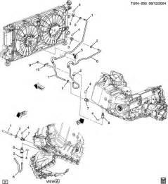 old car repair manuals 2003 pontiac montana transmission control pontiac montana automatic transmission oil cooler pipes