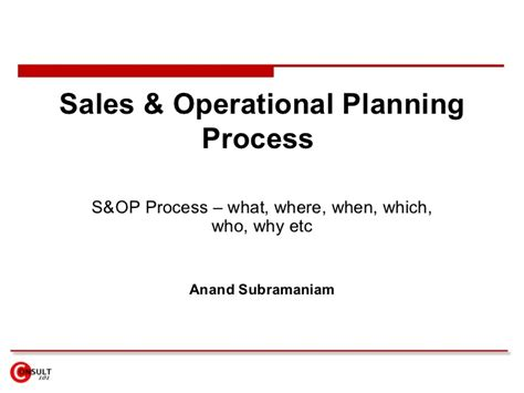 integrated business planning oracle