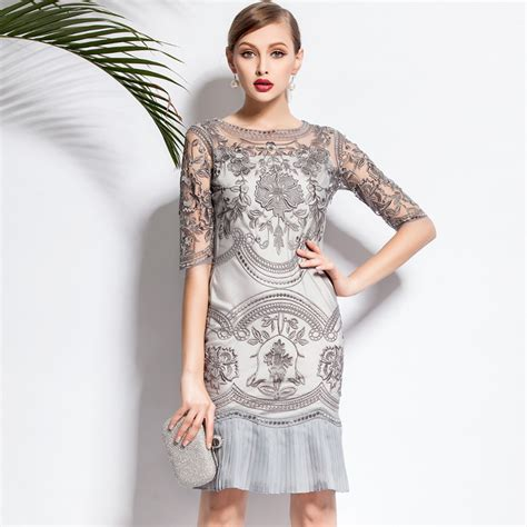 lace dress picture more detailed picture about slim dress 2017 new european fashion summer