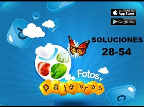 imagenes y palabras soluciones soluciones juego facebook fotos y palabras respuestas 28