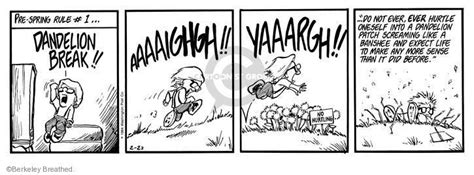 the comic strips berkeley breathed bloom county