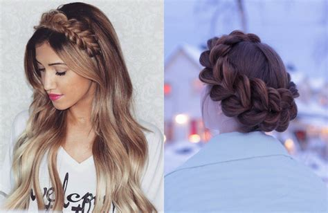 Awesome Ideas For Pull Through Braids Hairstyles 2017   Hairdrome.com