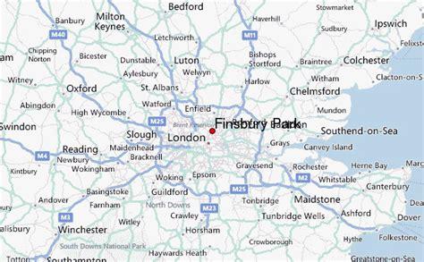 Finsbury Park Weather Forecast