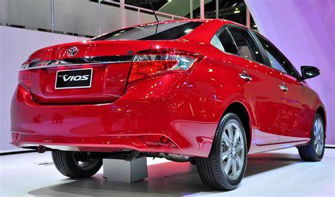 Spoiler All New Toyota Yaris Trd Spoiler All New Yaris Murah toyota yaris sedan 4d vios 2013 2014 abs led trd rear spoiler unpainted ebay