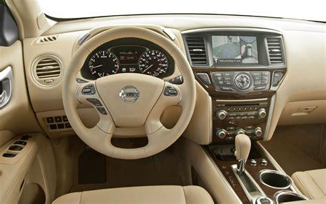 nissan pathfinder 2013 interior trucks and suvs at truck trend