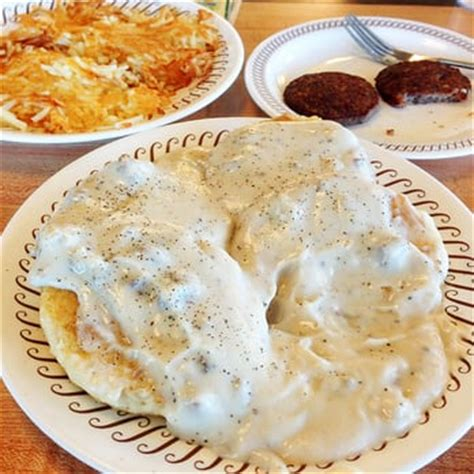 waffle house biscuits and gravy waffle house 50 photos 75 reviews diners 120 w spring valley rd richardson