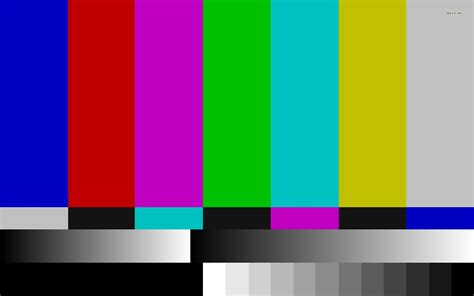 test pattern tv wallpaper tv screen wallpapersafari