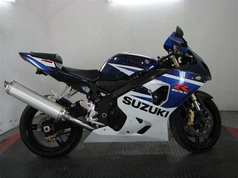 2005 Suzuki Gsx R750 Used 2005 Suzuki Gsx R750 Photos 750cc For Sale