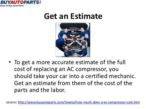 cost of ac compressor capacitor how much should it cost to replace ac capacitor 28 images how much does an ac compressor