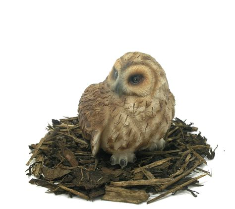 garden friends owl resin garden ornaments 163 5 99 at