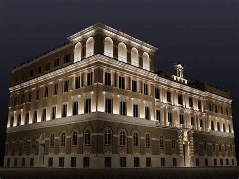 illuminazione palazzi storici architetti della luce esterni