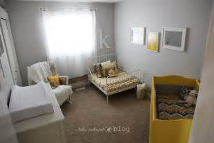 Toddler Bedroom Grey 5 Cool Bedrooms With A Toddler Bed And A Crib