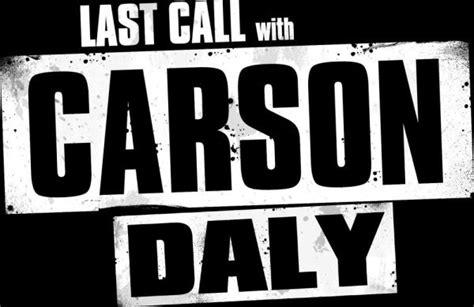 Nbcs Last Call With Carson Daly Plans To Defy Writers Strike And Resume Production by Nbc Renews Last Call With Carson Daly For 13th Season