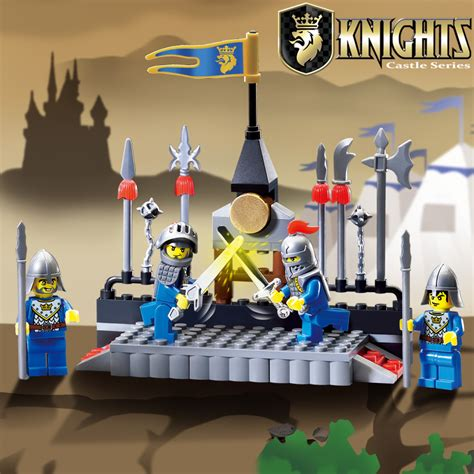 Lego 9556 Gangsing Plastic Lele Moc popular lego castle weapons buy cheap lego castle weapons lots from china lego castle weapons