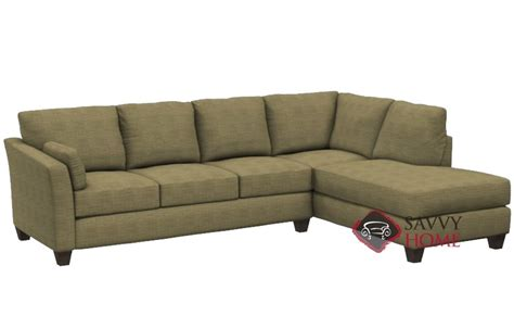 spartan sofa quick ship sienna fabric chaise sectional in spartan camel
