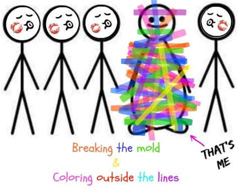 outside the lines coloring book breaking the mold coloring outside the lines that s me