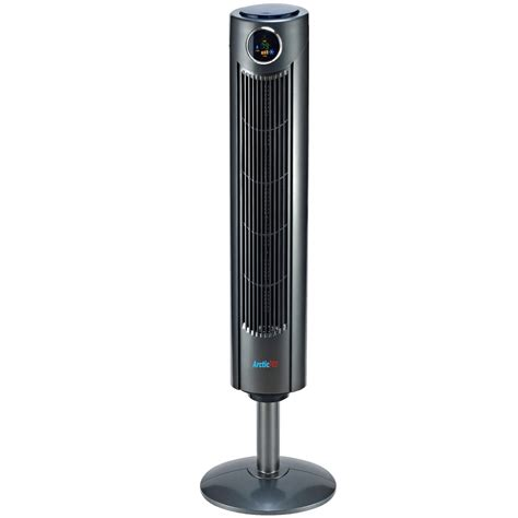 tower fan with remote control arctic pro digital screen tower fan with remote control