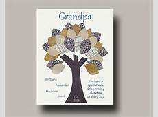 gift for Grandfather Father's Day Gift Gift from kids Grandpa