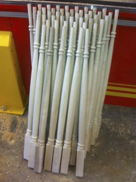 Turned Balusters Architectural Wood Turnings