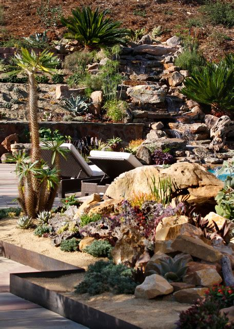 backyard hill landscaping ideas backyard hill landscape design ideas carlsbad ca