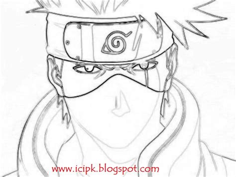 Drawing Kakashi by How To Draw Kakashi