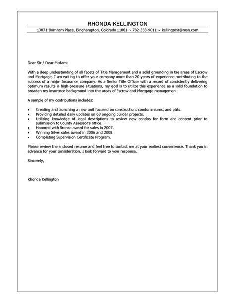 One Page Cover Letter vital resumes res1 pagea